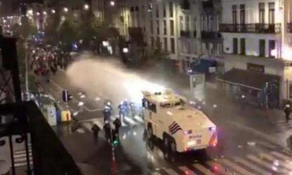 Μουντιάλ 2018: Σοβαρά επεισόδια με τραυματίες στο Βέλγιο μετά την πρόκριση του Μαρόκο (vids)