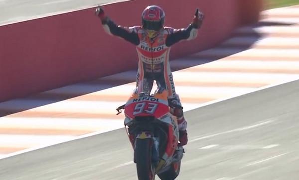 MotoGP: To σήκωσε ο Μάρκεθ (vid)