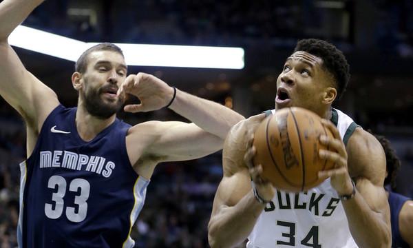 NBA: Τρελαίνει… κόσμο ο Αντετοκούνμπο! (video)