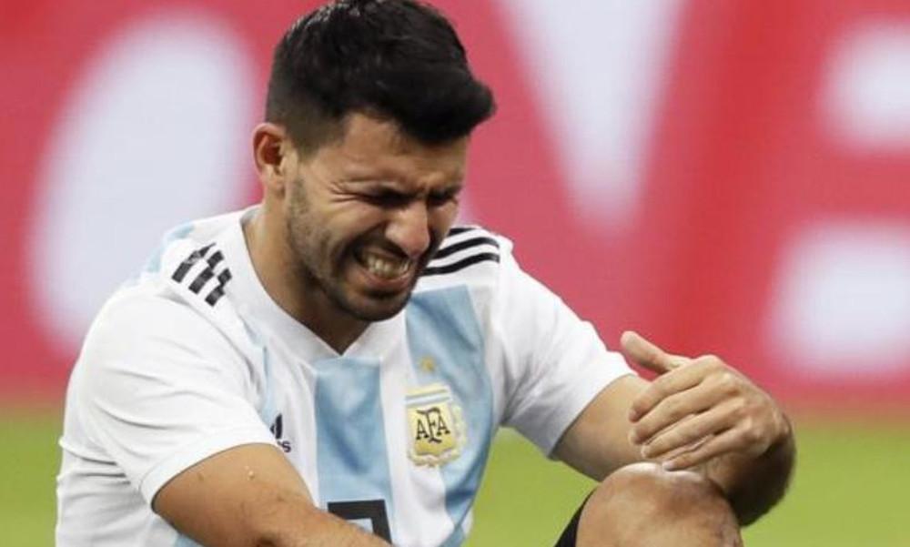 Σοκ με Αγουέρο: Λιποθύμησε στα αποδυτήρια της Αργεντινής