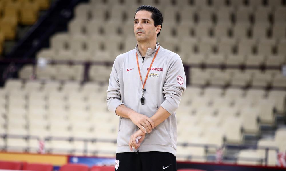 Σφαιρόπουλος: «Η δουλειά των παικτών είναι να αντέχουν…»