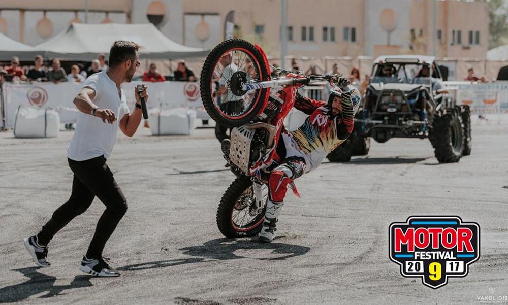 Απόδραση από τη… λογική στο X Motor Festival των Τρικάλων!