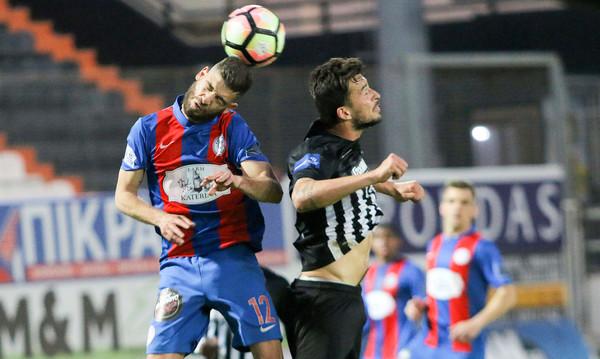 ΑΟ Τρίκαλα-ΟΦΗ 0-0: Νίκη ούτε με αίτηση!