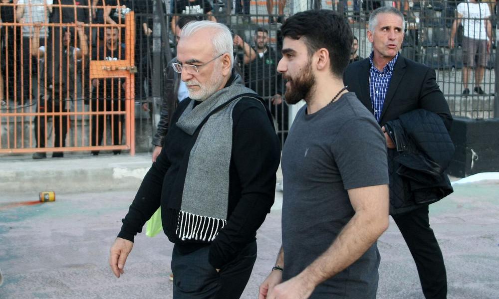 Σαββίδης σε Καραπαπά: «Να σου στείλω μπουγάτσα και τρίγωνα» (photo)