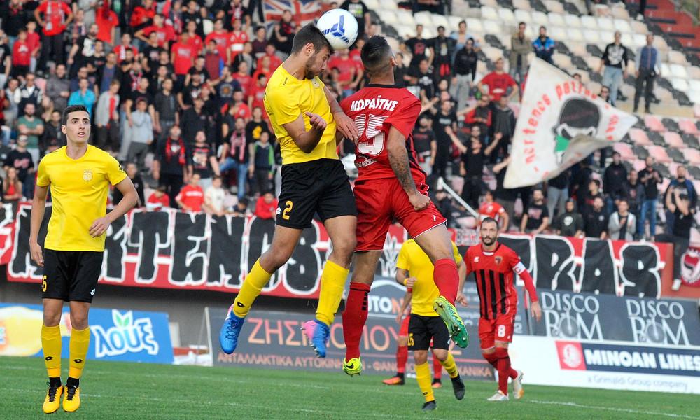 Football League: Το πρόγραμμα της αγωνιστικής και η βαθμολογία