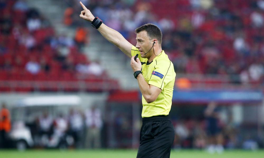 Σπόρτινγκ Λισαβόνας - Ολυμπιακός: Γερμανός «άρχοντας» στον… τελικό