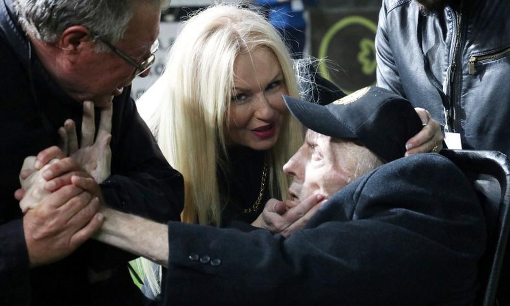 Συγκλονιστικές φωτογραφίες: Ο τεράστιος Ευγένιος Γκέραρντ στο «Γεντί Κουλέ»!