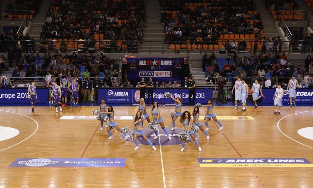 Επιστρέφει το ελληνικό All Star Game