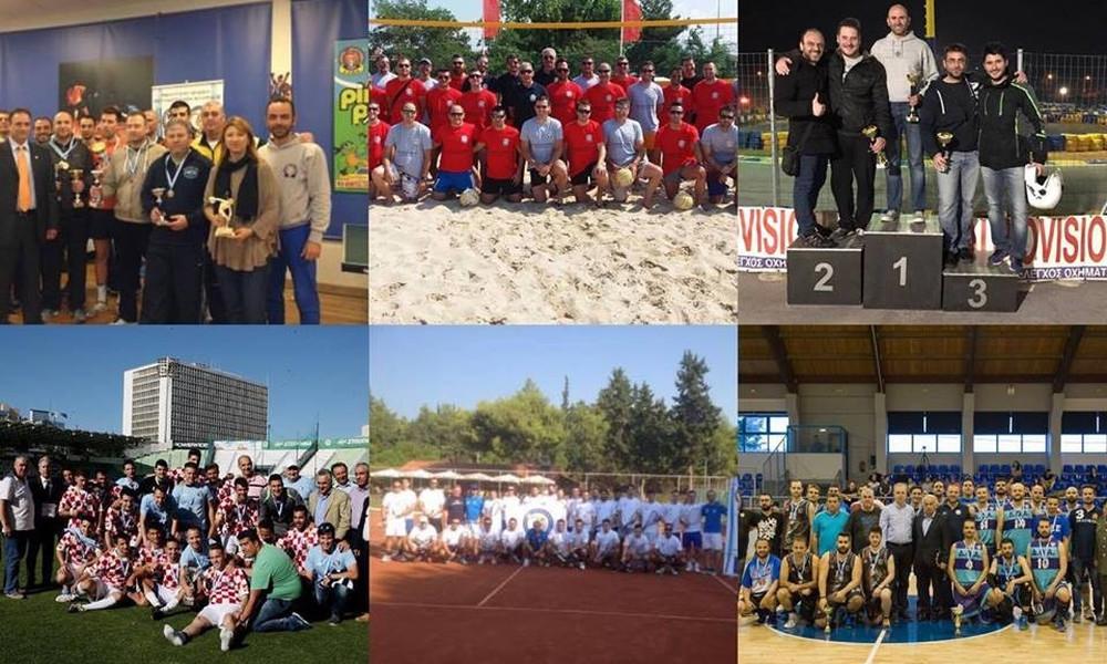 Συνέχεια στην επιτυχία για την Αθλητική Ένωση Αστυνομικών Ελλάδος
