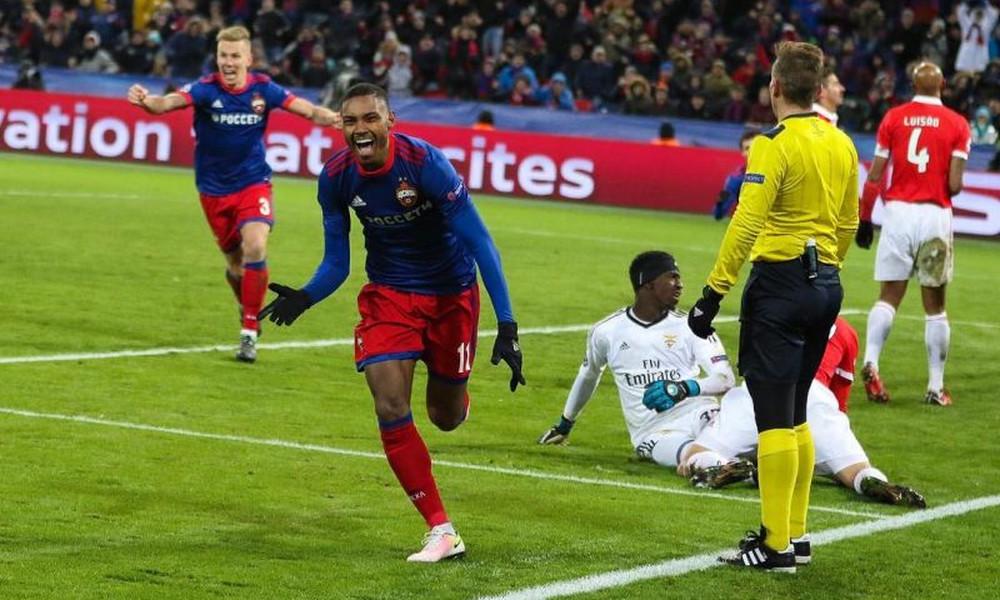 Champions League: Νίκησε την Μπενφίκα και περιμένει η ΤΣΣΚΑ (video)