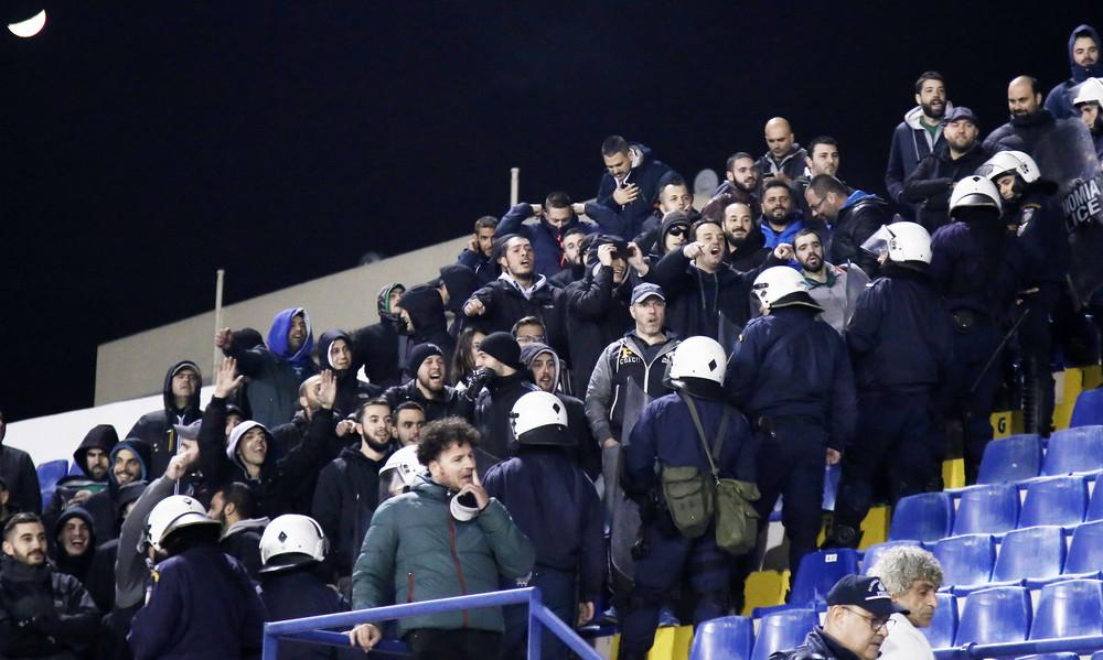 Χαμός στα αποδυτήρια μεταξύ Σπανού και Παναθηναϊκού με αχαρακτήριστες εκφράσεις!