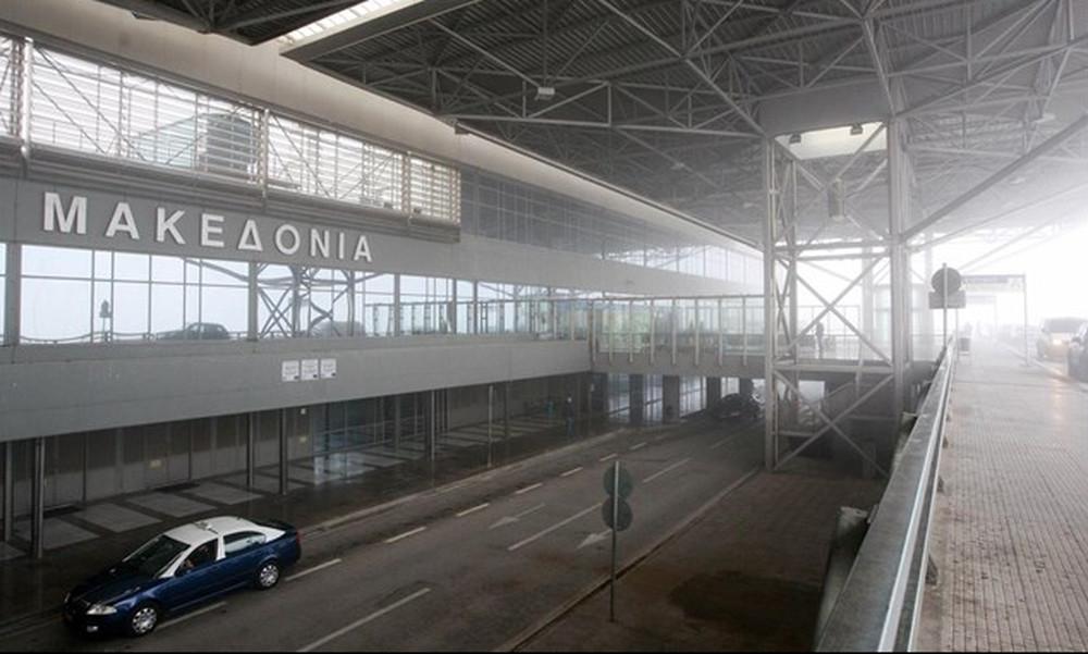 Ο κακός χαμός στο αεροδρόμιο «Μακεδονία» - Στον «αέρα» το ματς ΑΟΧ/Κισσαμικός-Βέροια