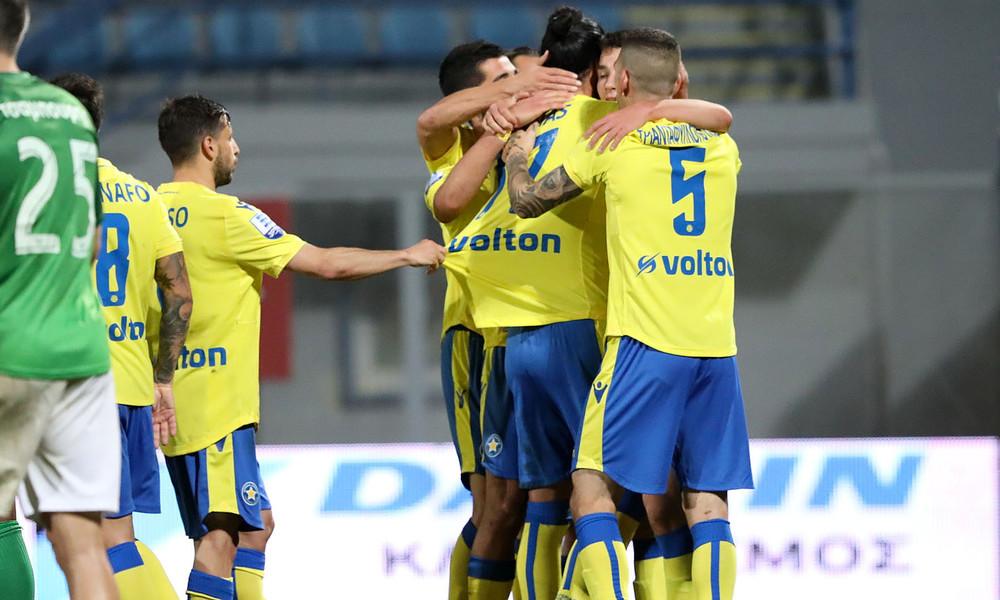 Αστέρας Τρίπολης-Λεβαδειακός 2-0: Τον «έσβησε» εύκολα