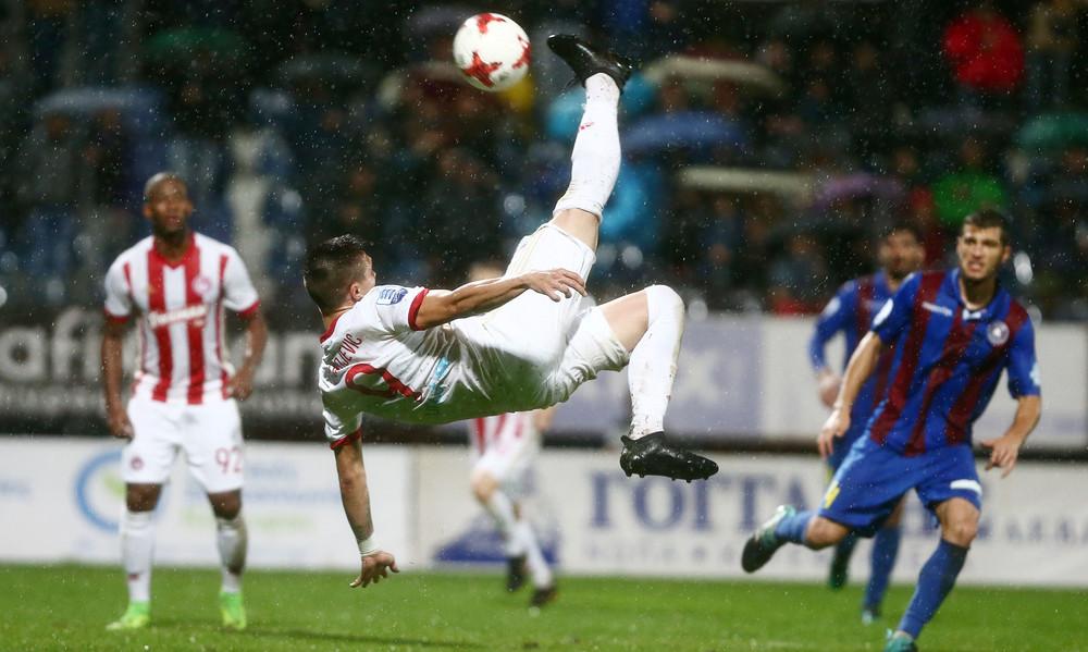 Super League: Τα γκολ και φάσεις των αγώνων της Κυριακής (26/11)