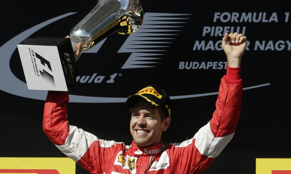 Formula 1: Πρώτος ο Φέτελ στο Άμπου Ντάμπι