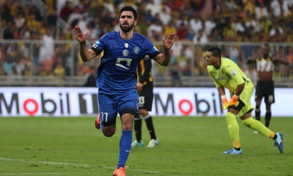Από τη Συρία ο κορυφαίος παίκτης της χρονιάς στην Ασία (photos+video)
