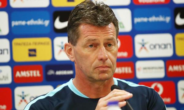 Σκίμπε: «Στο Euro με καλή ομάδα»