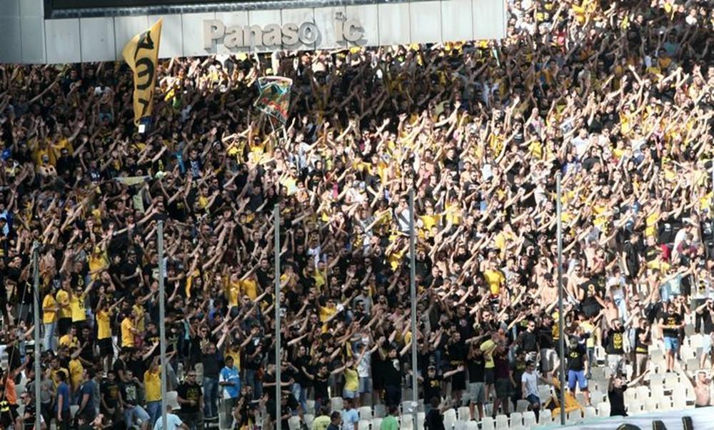 Με… 12 παίκτες η ΑΕΚ κόντρα στην Αούστρια Βιέννης