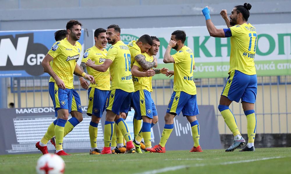 Αστέρας Τρίπολης-Κέρκυρα 4-0: Τεσσάρα για… Ευρώπη!