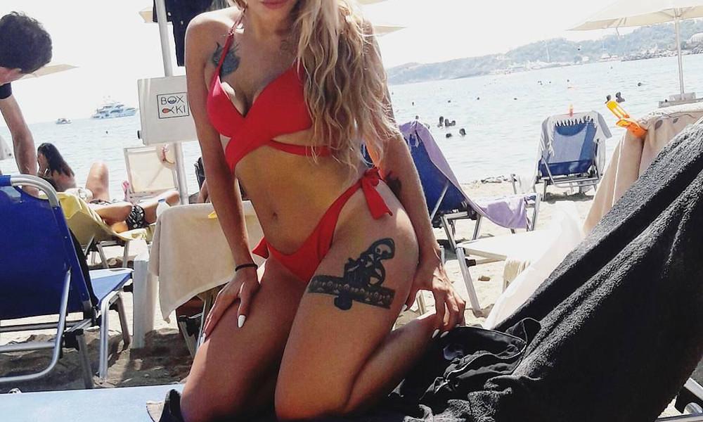 Η Ελληνίδα που κολάζει το Instagram με τις πόζες της!