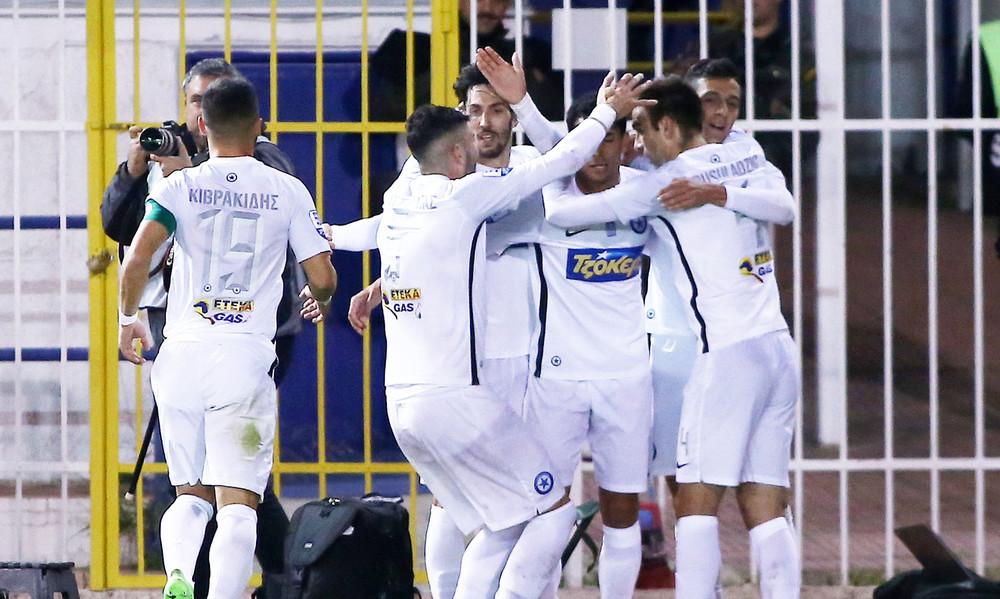 Ατρόμητος-Λεβαδειακός 1-0: Παραμένει ψηλά με Ντιγκινί