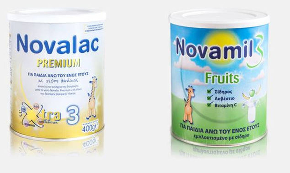 Βρεφικό γάλα: Αξιοπιστία και ποιότητα από την επιστημονική ομάδα της Novalac