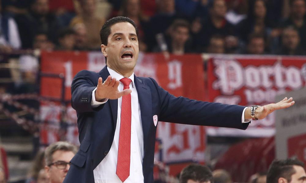 Σφαιρόπουλος: «Θα κάνουμε αυτά που έχουμε σχεδιάσει και θα πάρουμε το παιχνίδι με την Μπάμπεργκ»