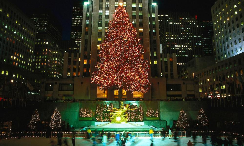Αυτά είναι τα πιο παράξενα χριστουγεννιάτικα δέντρα στον κόσμο! (photos)