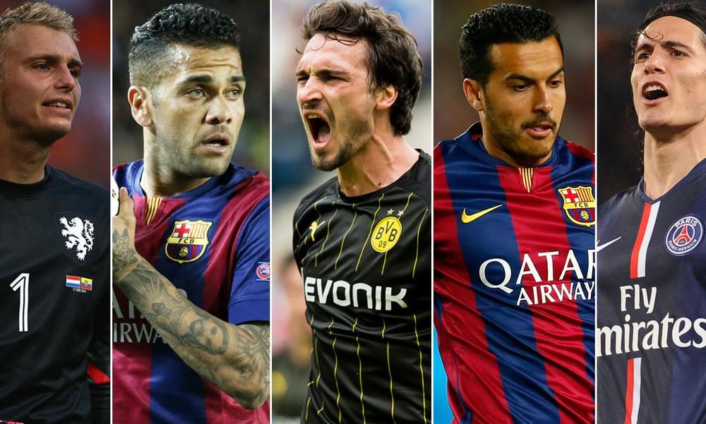 Αυτοί είναι οι καλύτεροι παίκτες των πέντε κορυφαίων πρωταθλημάτων