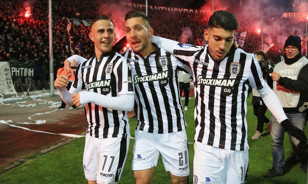Πέλκας: «Τρία είναι τα φαβορί για το πρωτάθλημα»