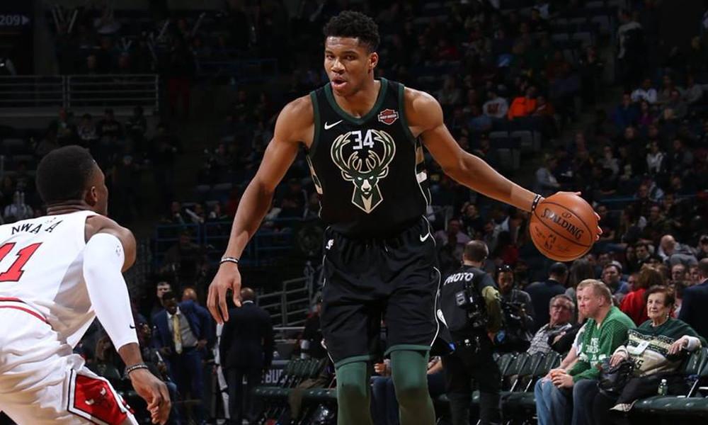 NBA: Μαινόμενοι «Ταύροι» στο Μιλγουόκι παρέσυραν και τον «διπλό» Γιάννη! (photos+video)
