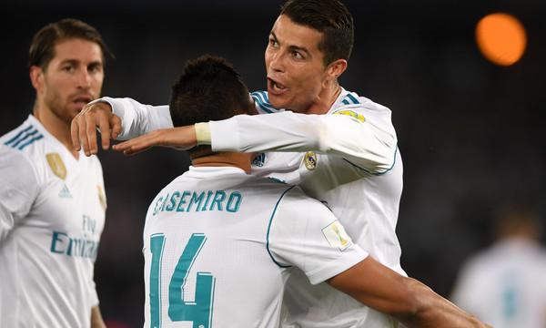 «Παγκόσμια» ξανά με γκολάρα Ρονάλντο η Ρεάλ Μαδρίτης! (video)