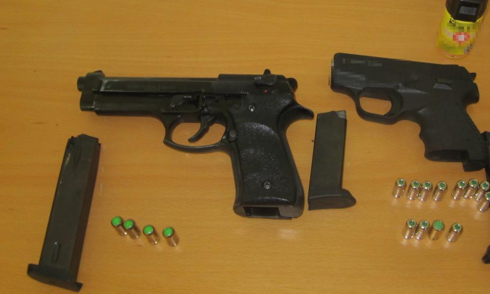 Σοκ! Ποδοσφαιριστής συνελήφθη για οπλοκατοχή (photo)