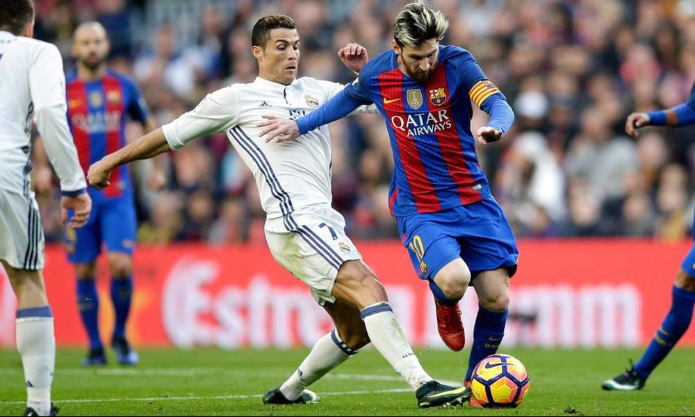 Ρεάλ Μαδρίτης-Μπαρτσελόνα: Στα Ματς του Κουπονιού του ΠΑΜΕ ΣΤΟΙΧΗΜΑ με περισσότερες από 200 επιλογές