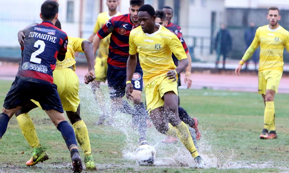 Αναγέννηση Καρδίτσας - Σπάρτη 1-0: Έβγαλε… χαντζάρα και «ξεκόλλησε» από την ζώνη του υποβιβασμού