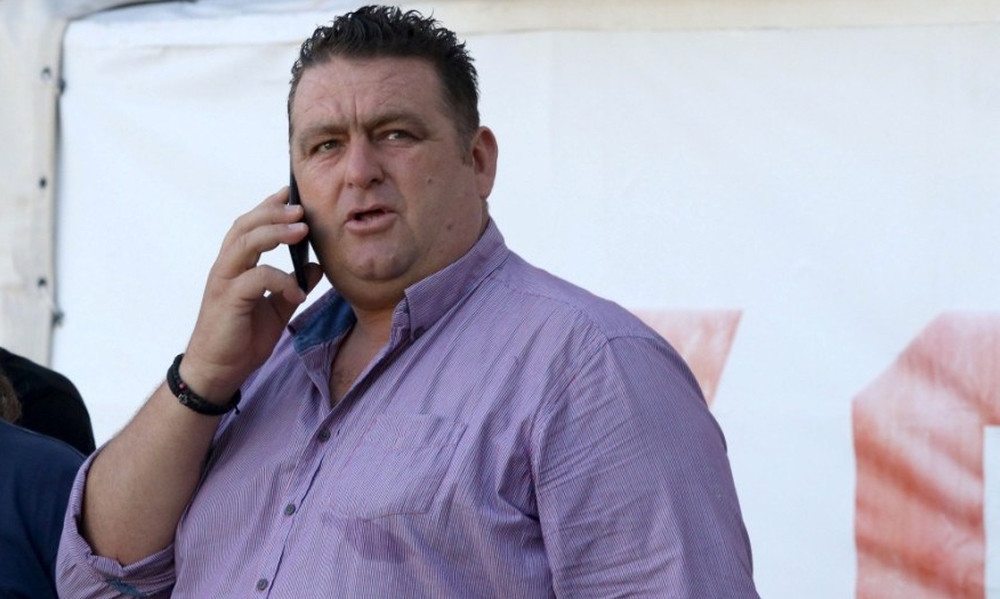 Τσάλος: «Μόνο έτσι θα πληρώσω τον προπονητή και τους παίκτες του ΟΦΗ»