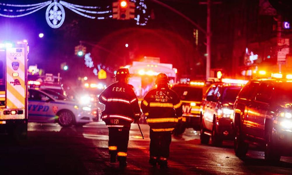 Τραγωδία στη Νέα Υόρκη: Τέσσερα παιδιά ανάμεσα στους 12 νεκρούς της πυρκαγιάς στο Μπρονξ (photos)