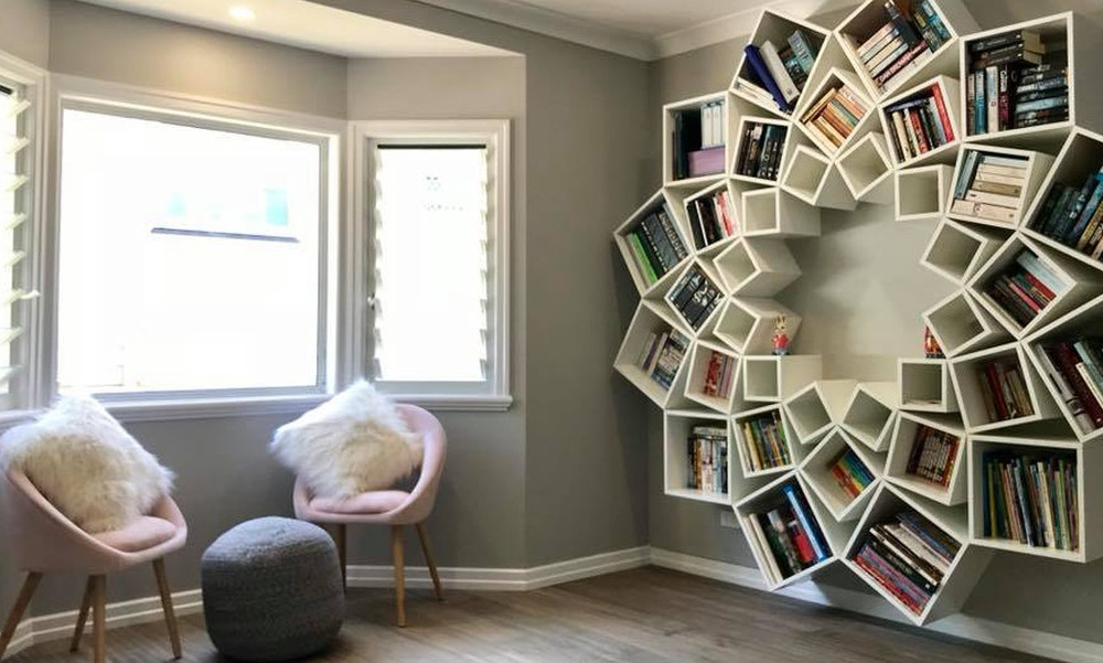 Δηλαδή δεν έβαζες αυτή την βιβλιοθήκη στο σαλόνι σου;