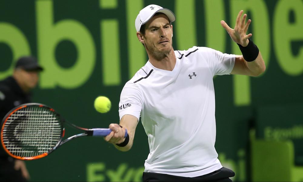 Australian Open: Οριστικά εκτός ο Μάρεϊ
