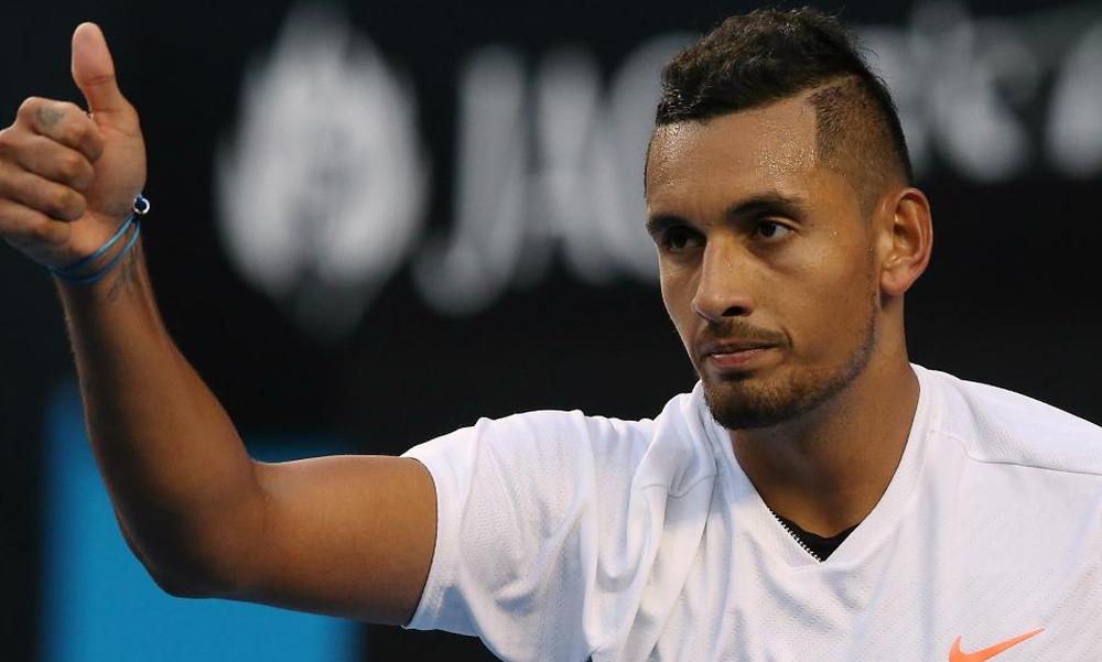 Brisbane International: Στον τελικό ο Κύργιος