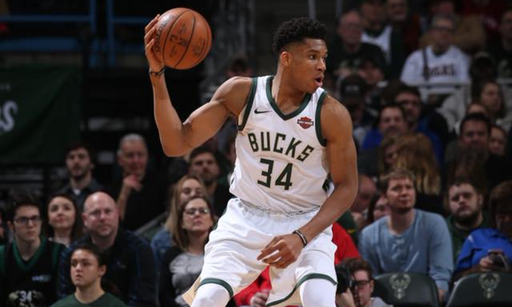 NBA: Δεν ίδρωσαν Μπακς και Giannis (photos+video)