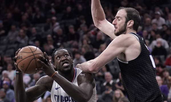 NBA: Μυθικό double double από Κουφό, ήττα για Κινγκς (video)