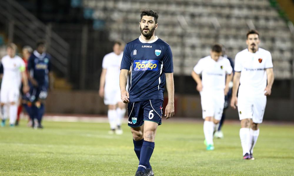 Η Super League στα… πόδια του Δημήτρη Μαχαίρα