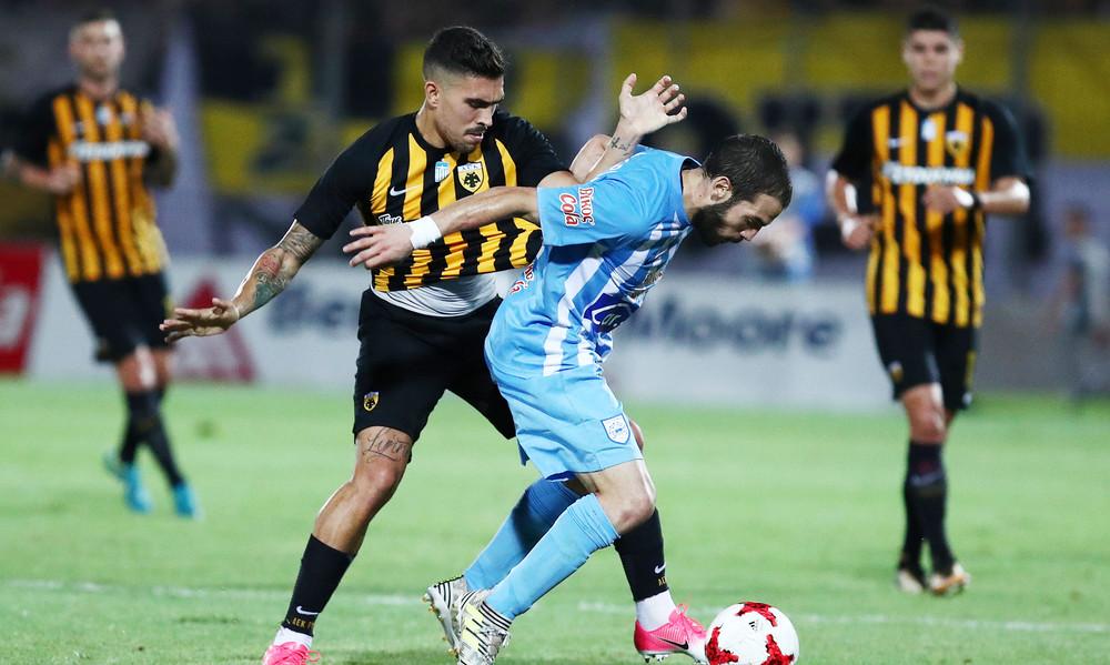 Live Chat ΑΕΚ-ΠΑΣ Γιάννινα 3-1 (τελικό αποτέλεσμα)