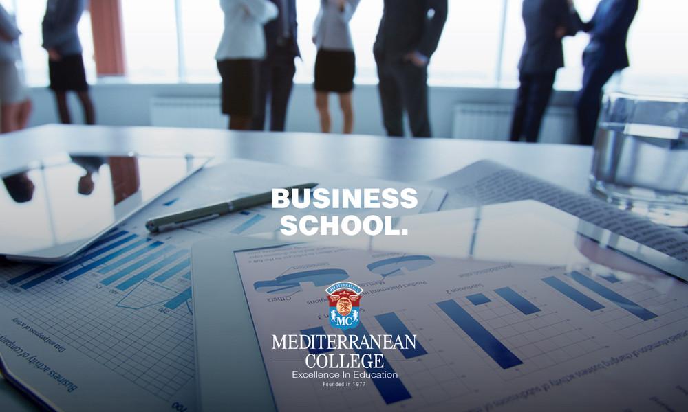 Μην περιμένεις τον Σεπτέμβρη για να αποκτήσεις πτυχίο από το πρώτο Business School στην Ελλάδα!