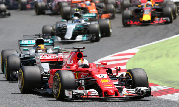 Formula 1: Οι οδηγοί των ομάδων για το 2018