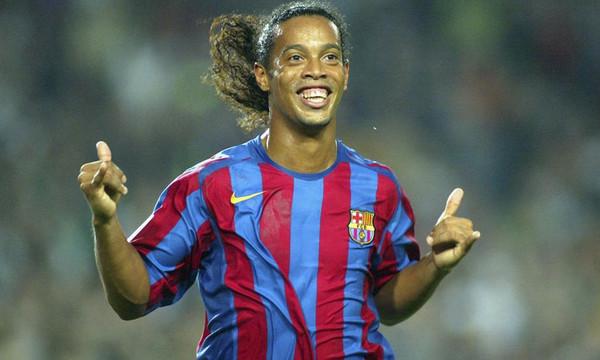 Οι 25 παίκτες που χάζεψε ο Ροναλντίνιο στην καριέρα του! (video)