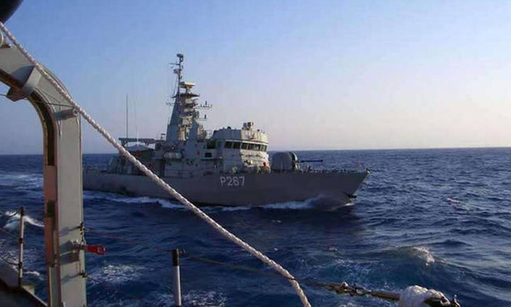 Συναγερμός στα Ίμια: Σύγκρουση της κανονιοφόρου «Νικηφόρος» με τουρκικό σκάφος