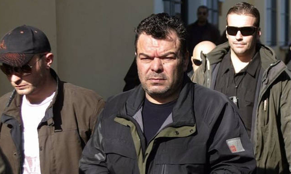 Εκτέλεσαν τον βαρυποινίτη Βασίλη Στεφανάκο στο Χαϊδάρι