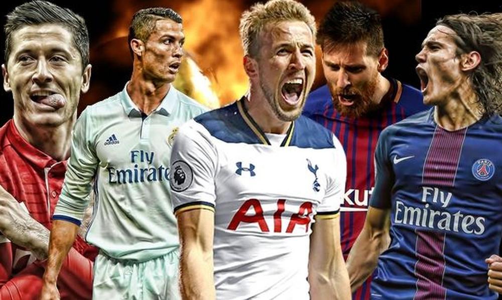 Προλαβαίνετε να τα δείτε; Τα 100 καλύτερα γκολ στην Ευρώπη τη φετινή σεζόν! (video)